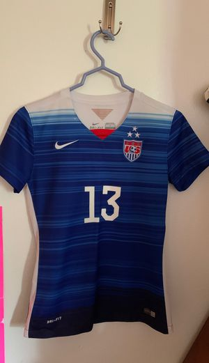 Alex Morgan soccer jersey for Sale in Bothell, WA