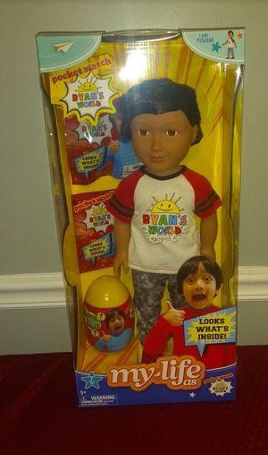 "New My Life Ryans World - 18"" Boy Doll for Sale in Nashville, TN"