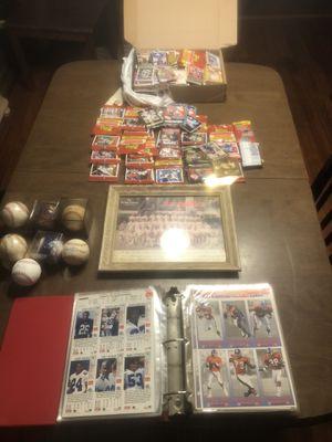 Baseball cards Signed baseballs for Sale in Bethlehem, PA