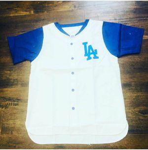 Dodgers apex jersey lakers kings rams nike rawlings russle starter for Sale in Henderson, NV