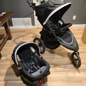 Graco Child Infant Car Seat and Stroller Combo for Sale in El Cajon, CA