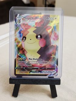 Morpeko Vmax Pokemon Shining Fates for Sale in Everett,  WA