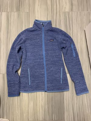 Patagonia Better Sweater Jacket Size small for Sale in El Paso, TX