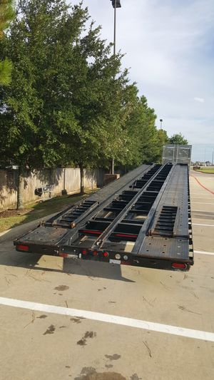 2016 Big Tex 3/4 Car Hauler for Sale in Richmond, TX