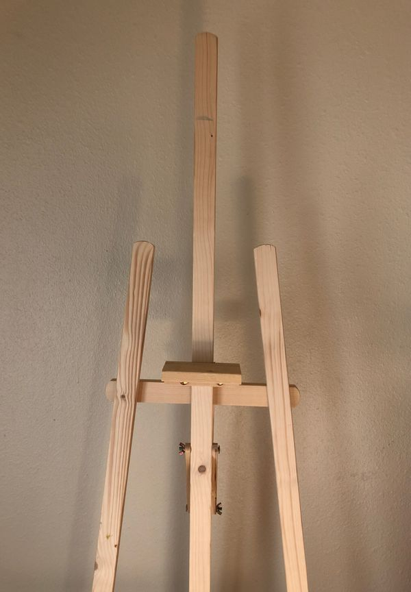 Wooden Art Painting Easel