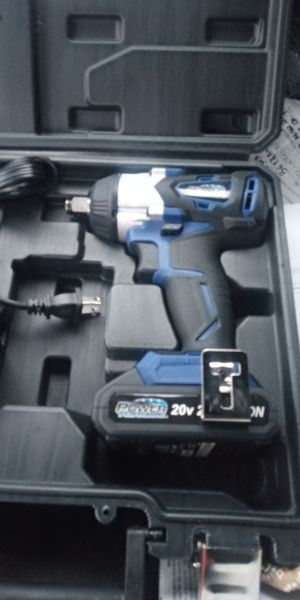 BRAND NEW W/ RECEIPT 20 V power torque impact wrench for Sale in Bethany, OK