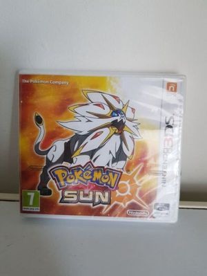 Nintendo 3ds Pokémon sun brand new sealed for Sale in Westminster, CO