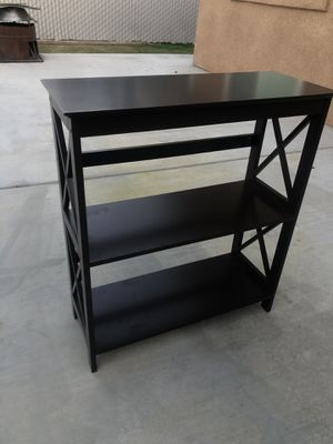 Bookstand shelving storage for Sale in Dinuba, CA