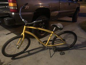 Beach cruiser bike for Sale in Lathrop, CA