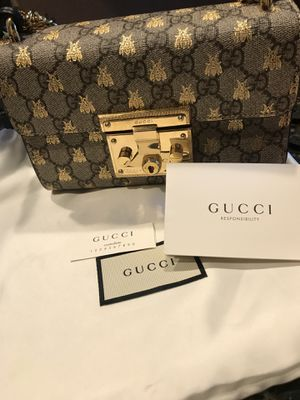 Gucci Padlock Bee Bag for Sale in Englewood, CO