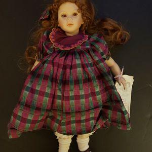 Pauline's Limited Edition Doll - Hazel for Sale in Pennsville, NJ