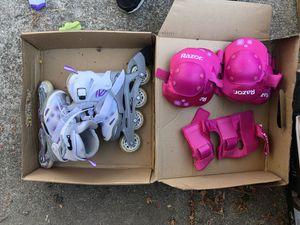 Kids Roller Skates size 11-1 for Sale in Hayward, CA