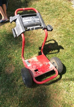 Honda pressure washer cart supposed to have a GC 165 hp engine on it for Sale in Portland, OR