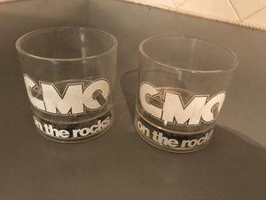 Antique GMO on the rock glasses for Sale in Jonesboro, AR