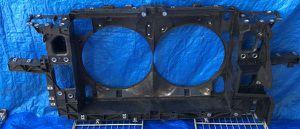 2007 - 2013 INFINITI G35 G37 G25 RADIATOR CORE SUPPORT BLACK for Sale in Fort Lauderdale, FL