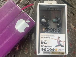 Sony Sports Earbuds/ Headphones Noise Canceling for Sale in Palos Verdes Estates, CA