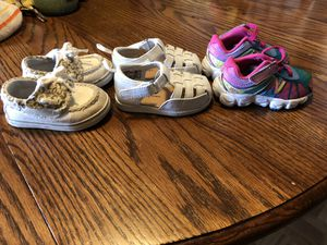 Baby shoes size 2! for Sale in Tennerton, WV
