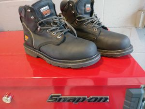 WORK BOOTS STEEL TOE TIMBERLINE PRO for Sale in Sacramento, CA