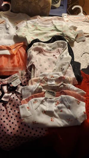 Baby girl clothes for Sale in San Jose, CA