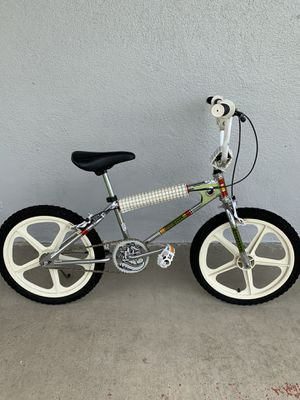 Old School Mongoose BMX Bike for Sale in Fullerton, CA