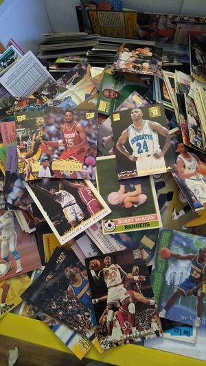 Football/baseball/basketball collection cards for Sale in Vallejo, CA