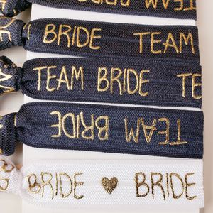 10 Team Bride & 1 BRIDE Hair Tie Favor Pack $15 for Sale in Dallas, TX