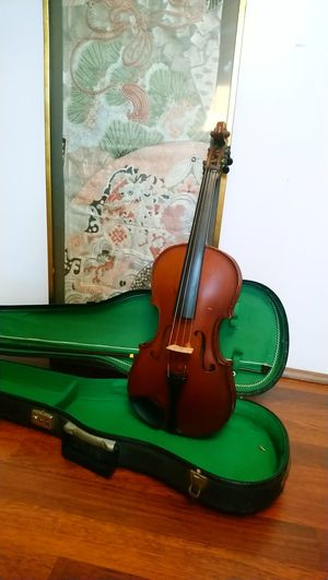 3/4 Aged Violin, case and bow for Sale in San Leandro, CA