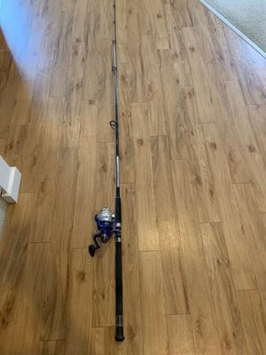 8ft Offshore Angler Mako Spinning Rod and Reel Combo for Sale in Tacoma, WA