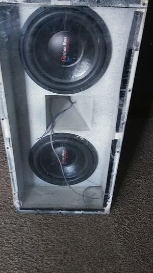 American bass 12s for Sale in Columbus, OH