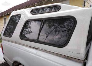 Truck Camper Tall LEER fiberglass for Sale in Edinburg, TX