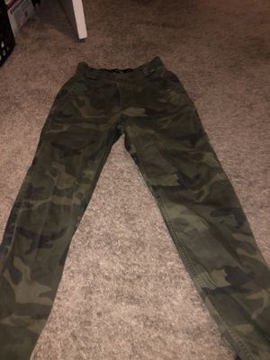 Camo Hollister Pants for Sale in San Leandro, CA