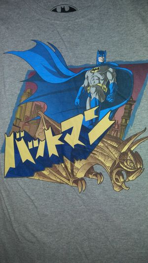 Batman shirt youth medium for Sale in Garland, TX
