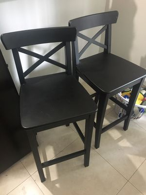 IKEA bar stools for Sale in Homestead, FL