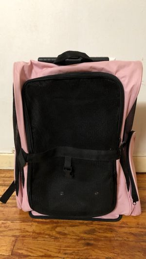 Rolling Backpack Pet Carrier for Sale for sale  New York, NY