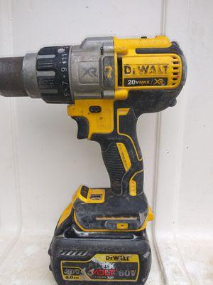 DeWalt 20-volt Max hammer drill dcd996 for Sale in Boston, MA