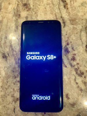 Samsung Galaxy s8+ and Samsung Gear Watch for Sale in Ashburn, VA