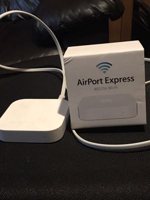 Apple Airport Express Base Station (Apple Router) for Sale in West Monroe, LA