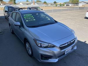 2017 Subaru Impreza 2.0i premium for Sale in Manteca, CA