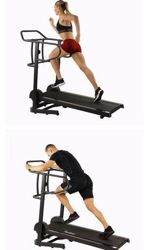 Sunny force manual treadmill for Sale in Stockbridge, GA