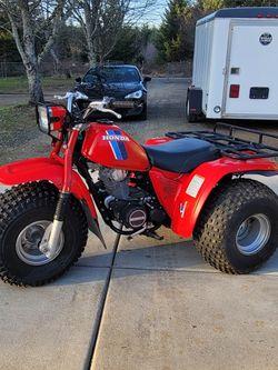 1983 honda ATC Big Red 200e for Sale in Hillsboro, OR