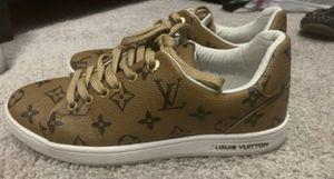 Louis Vuitton shoes size 7.5 for Sale in Plant City, FL