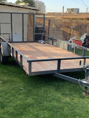Trailer 6.5x14 for Sale in Wasco, CA