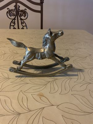 Bronze Rocking Horse for Sale in Windermere, FL