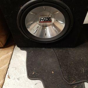 MTX Thunder 6000 for Sale in Virginia Beach, VA