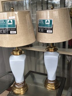 Beautiful Porcelain Lamps for Sale in Annandale,  VA