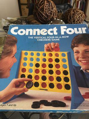 Connect 4 board game for Sale in Orlando, FL