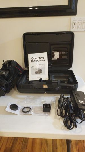 Panasonic VHS AG-160 for Sale in Queens, NY