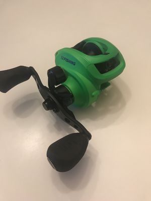 13 Fishing Inception Sports Z baitcaster fishing reel for Sale in Alvin, TX