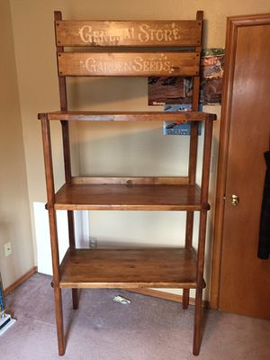 Bakers rack for Sale in Puyallup, WA