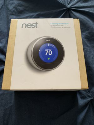 Nest thermostat for Sale in San Antonio, TX